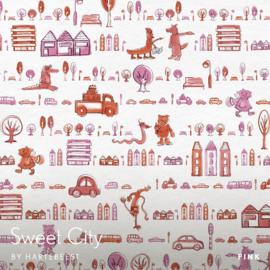 Sweet City - Pink