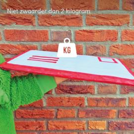 Briefdragers: stuur een brief naar iemand die alleen is
