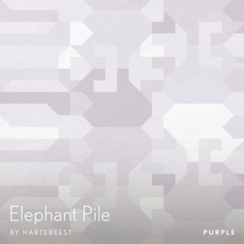 Elephant Pile - Purple