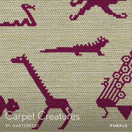 Carpet Creatures - Purple