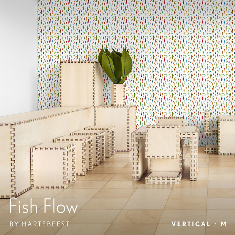 Fish Flow - Vertical