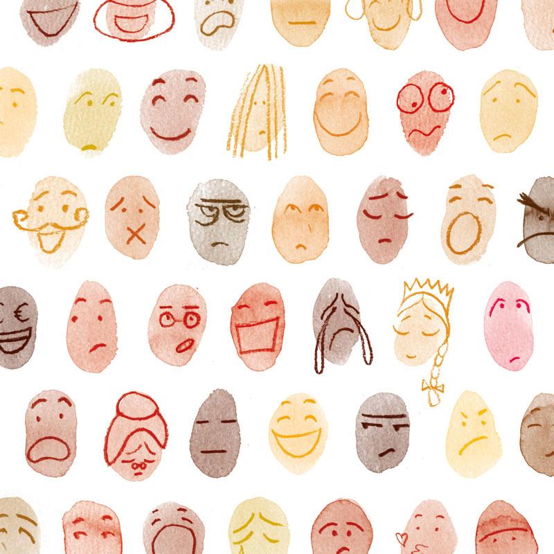Face Value: ontwerp voor wachtkamer
