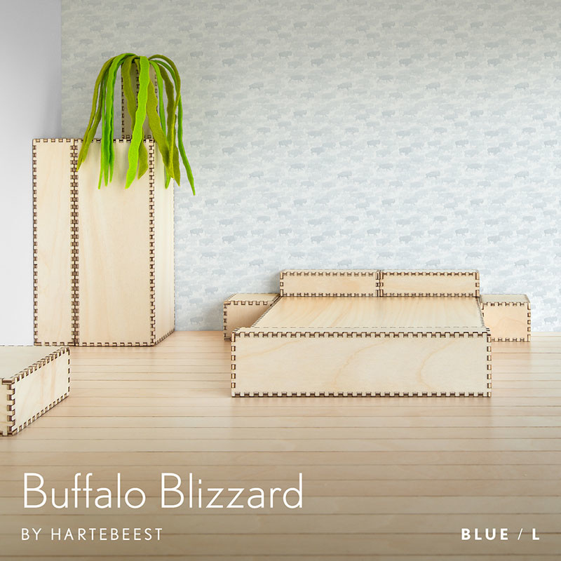 Buffalo Blizzard - Blue