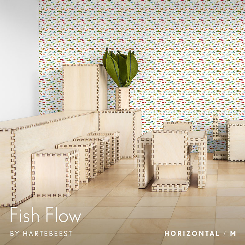 Fish Flow - Horizontal