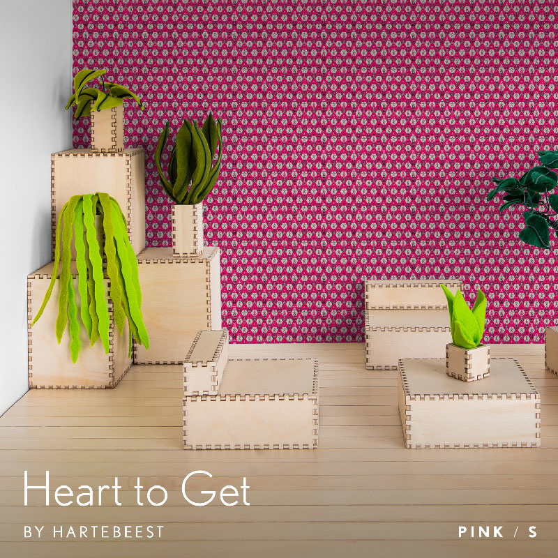 Heart to Get - Pink