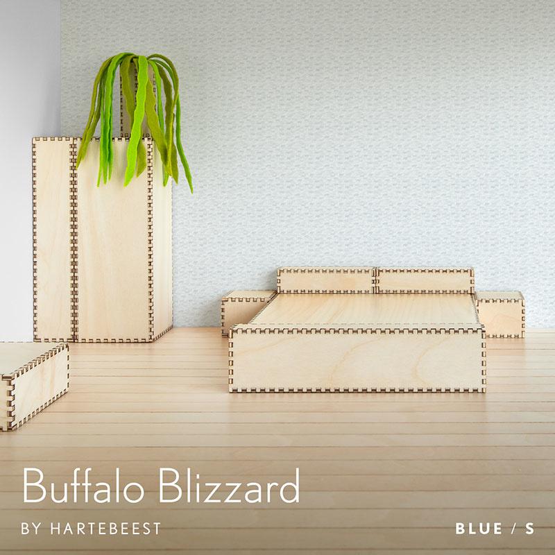 Buffalo Blizzard - Blue