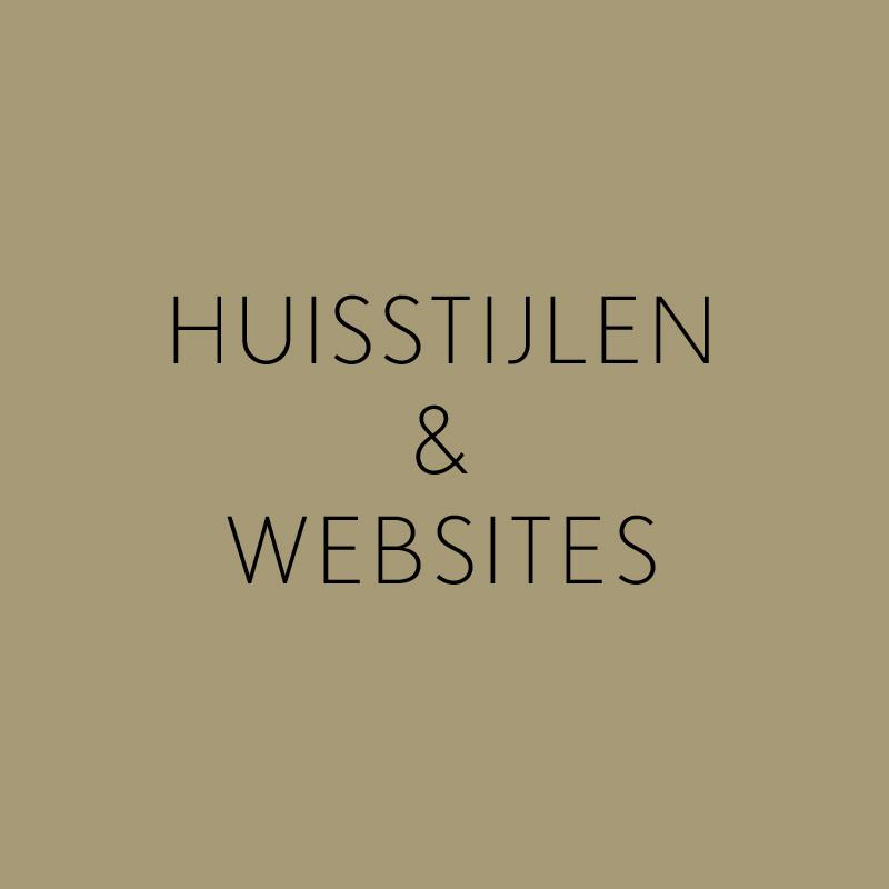 Huisstijlen & Websites