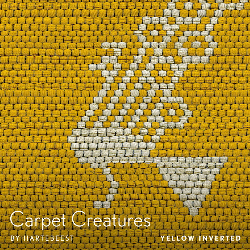 Carpet Creatures - Yellow Inverted