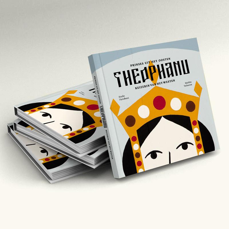 Theophanu: Prinses uit het Oosten, Keizerin van het Westen