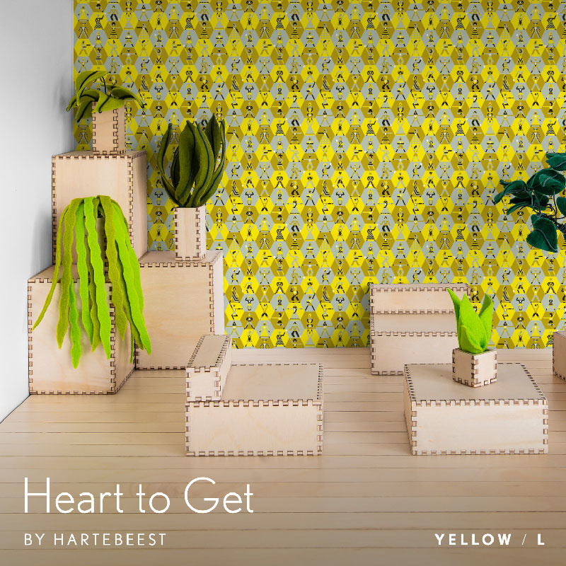 Heart to Get - Yellow