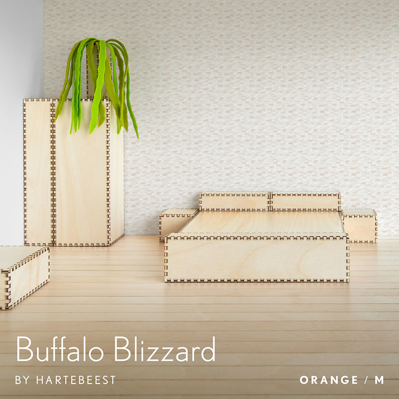 Buffalo Blizzard - Orange