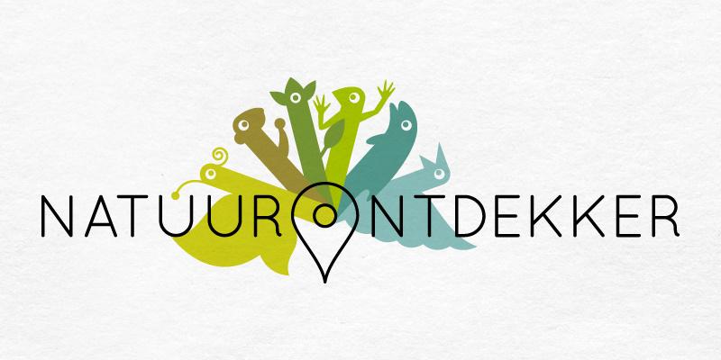 Natuurontdekker: van logo naar interieur