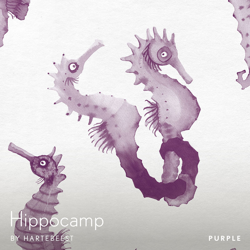 Hippocamp - Purple