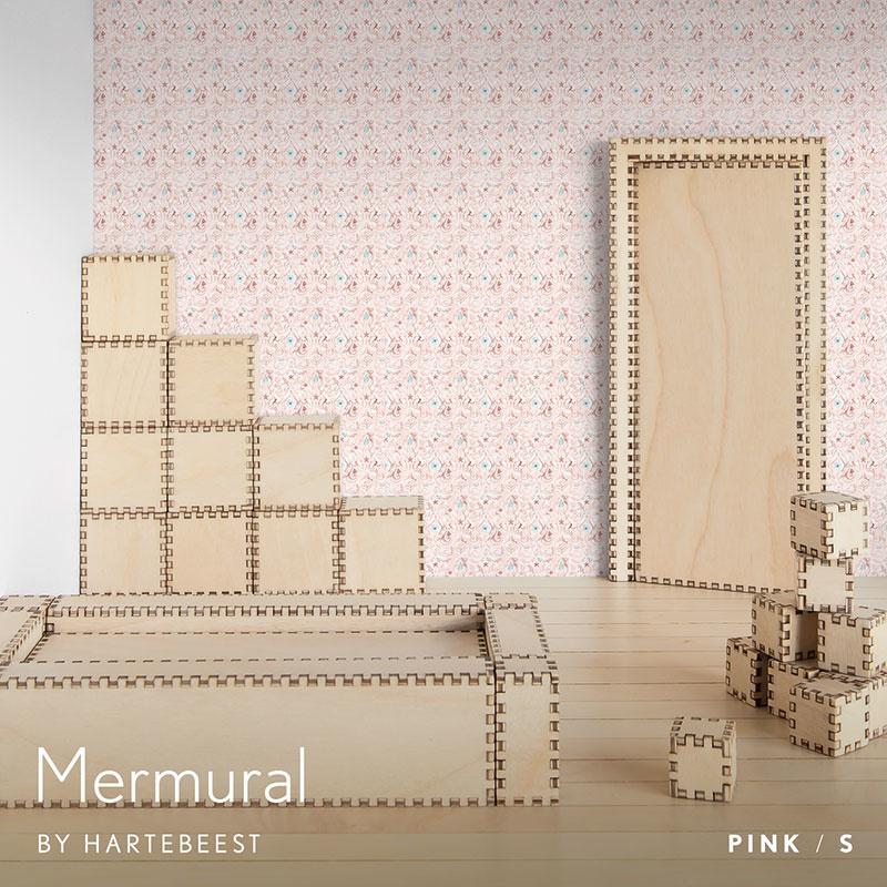 Mermural - Pink