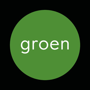 Bekijk groen behang van Hartebeest