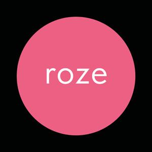 Bekijk blauw roze van Hartebeest