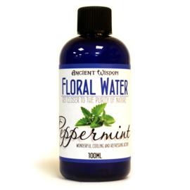 Pepermunt water