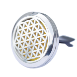Auto Luchtverfrisser Flower of Life - 30 mm