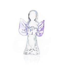 Crystal Angel  Purple