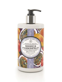 Mango & Passionfruit Hand en Body Lotion Tropical Fruits