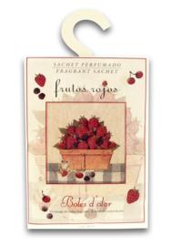 Boles D'olor Geurzakje Rode Vruchten