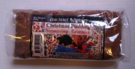 Christmas Pudding Geurkorrels