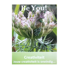 Be You! Creativiteit