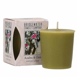 Bridgewater Votive Azalea & Oak