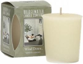 Bridgewater Votive Wind Down