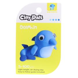 Clay Pals Kleisetje Dolfijn