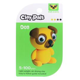 Clay Pals Kleisetje Hond
