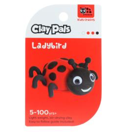 Clay Pals Kleisetje Lieveheersbeestje