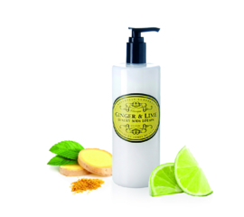 Ginger & Lime Luxe Body Lotion