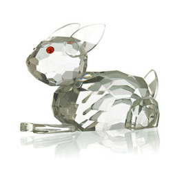 Sitting Rabbit Crystal (Medium)