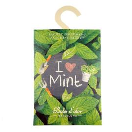 Boles D'olor Geurzakje I Love Mint
