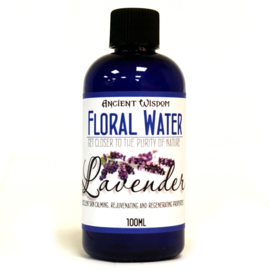 Lavendel water