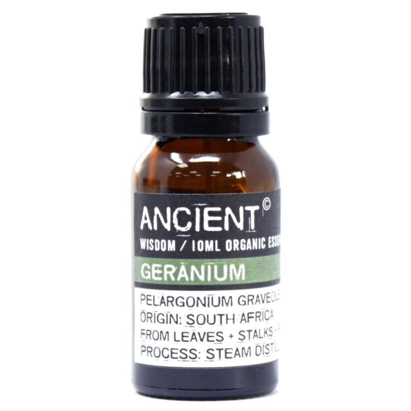 Geranium Organische Etherische Olie
