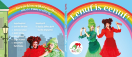 NIEUW: Nuffe Tantes CD 'Eenuf is eenuf!'