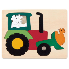 Tractor puzzel