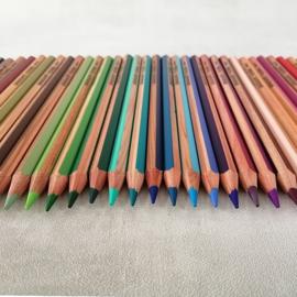 36 Kleurpotloden Graduate permanent