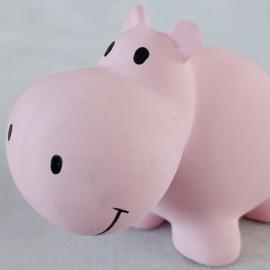 Tikiri Nijlpaard rammelaar/badspeeltje