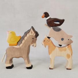 Holztiger kinderboerderij dieren