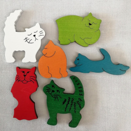 Katten puzzel