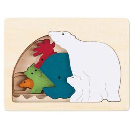 Noordpool puzzel