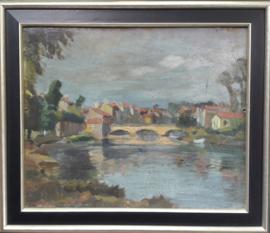 Schilder onbekend.