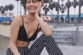 ELI x MALAI bikinitop