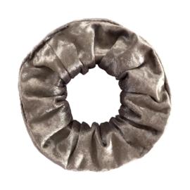 LOLITA velvet scrunchie pequeño