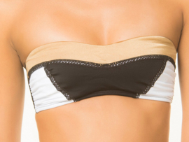 OLÉ ORO x YULY NARVAÉZ bikinitop