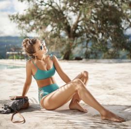 CARO x MALAI bikinitop