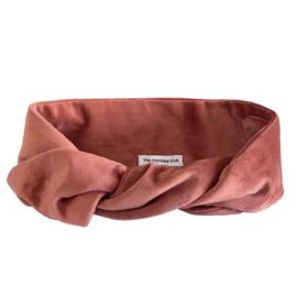 BESO velvet headwrap